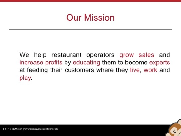 MonkeyMedia Software Mission Statement