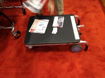 Saw this wonderful innovative catering cart at NRA 2013