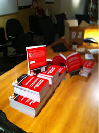 Get Catering and Grow Sales Books going out the door.